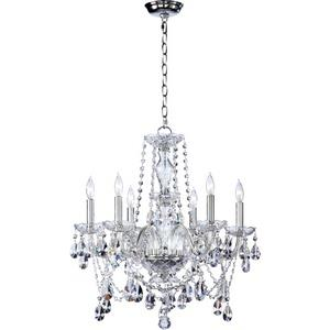 Katrina - Six Light Chandelier