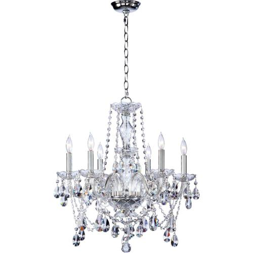 Quorum Lighting 630-6-514 Katrina - Six Light Chandelier