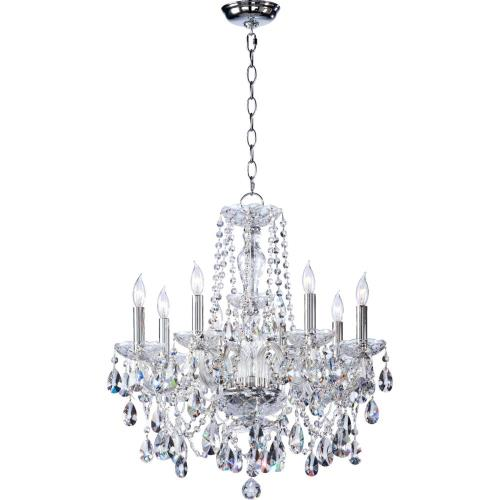Quorum Lighting 630-8-514 Katrina - Eight Light Chandelier