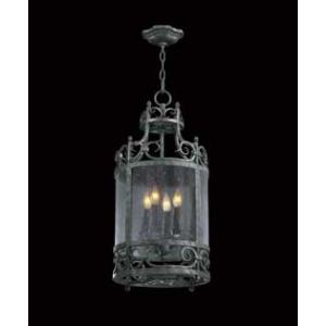 Lorenco - Four Light Entry Pendant