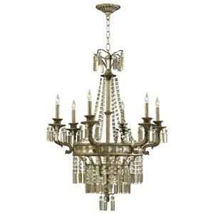 Buckingham - Six Light Chandelier