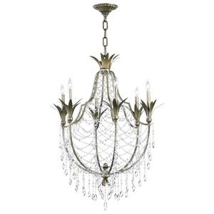 Luciana - Six Light Chandelier