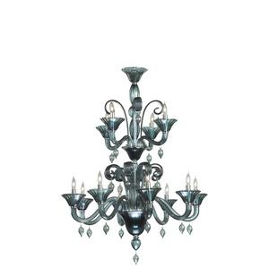 Treviso - Twelve Light 2-Tier Chandelier