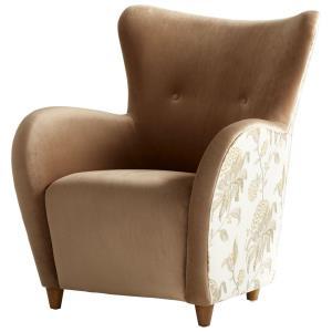 Throne Le Fleur - 37.75 Inch Chair