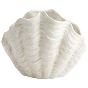 "Michelle My Shell - 13.75"" Small Planter"