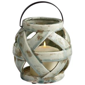 Intertwined - 5.75 Inch Large Candleholder