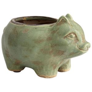 Mr. Oinkers - 6.5 Inch Planter