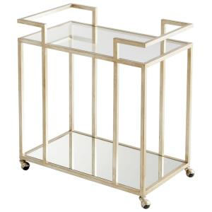 Revival - Bar Cart - 19.5 Inches Wide by 31.5 Inches Long