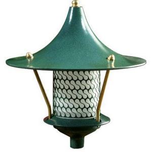 """11"""" 12W SMD LED Flair Top Pagoda Light"""