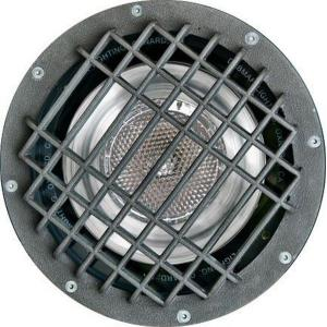 In-Ground Well Light With Grill