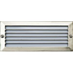 Recessed Louver Wall Light