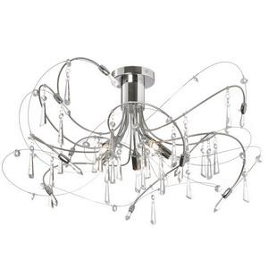Firefly - Five Light Semi-Flush Mount