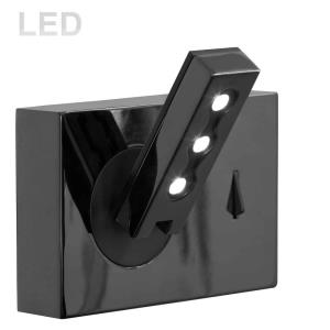 "6.5"" 2W 1 LED Wall Sconce with Reading Lamp"