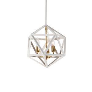 Archello - Three Light Chandelier