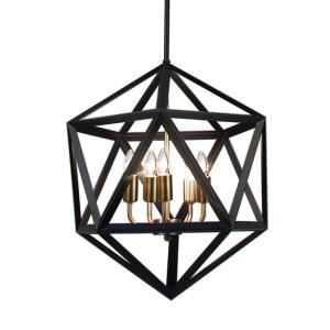 Archello - Five Light Chandelier