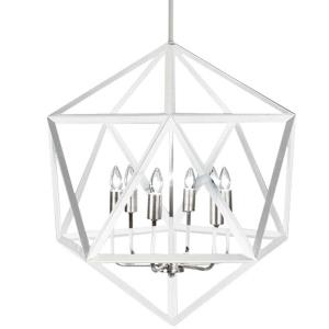 Archello - Six Light Chandelier