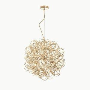 Baya - Six Light Pendant
