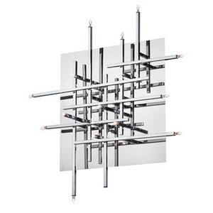 Mondrian - Sixteen Light Convertible Flush Mount