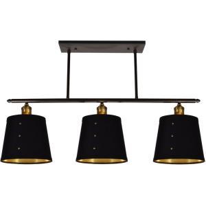 Fayette - Three Light Horizontal Pendant