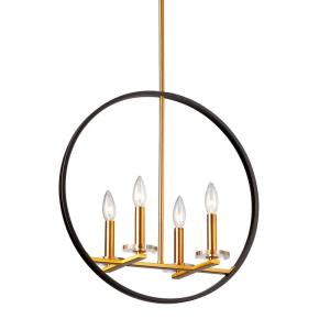 Fiorella - Four Light Pendant