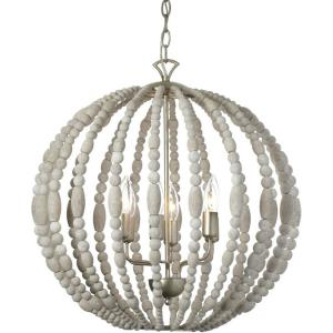 Laura - Six Light Chandelier