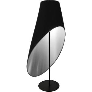 Slanted - Three Light Tapered Drum Floor Lamp