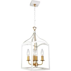 Windham - Four Light Chandelier