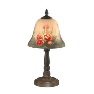 Rose Bell - One Light Accent Lamp