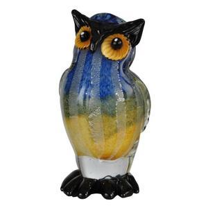 """Big Owl - 11.8"""" Decorative Sculpture"""