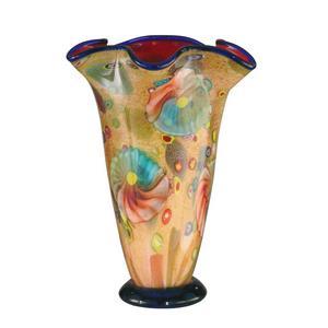 "Coast Sand Favrile - 14"" Decorative Vase"