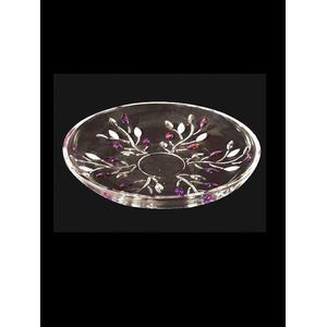 """Lavender Leaf - 1.75"""" Decorative Bowl"""