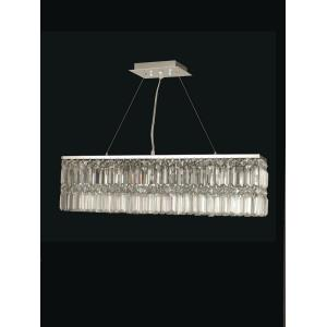 Canley - Six Light Chandelier
