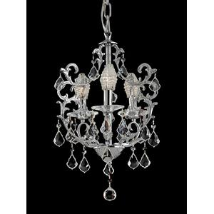 Buchanan - Three Light Chandelier