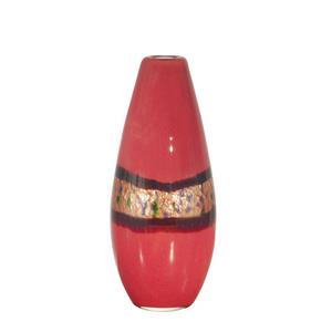 "Rose Wine - 14.25"" Decorative Vase"