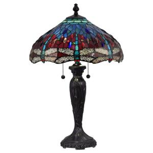 Gilder Dragonfly - Two Light Table Lamp