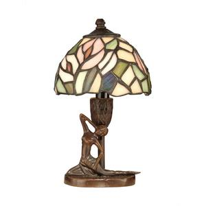 Tiffany - One Light Lady Accent Lamp