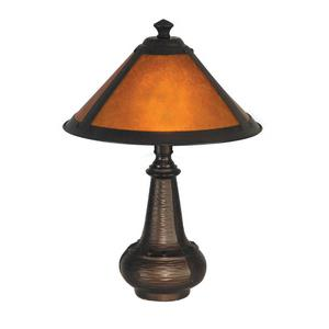 Hunter Mica - One Light Accent Lamp