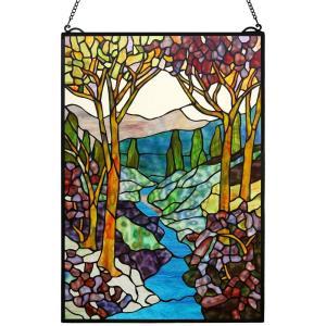 "Landscape - 26"" Window Panel"