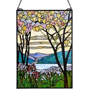 "Magnolia - 26"" Window Panel"