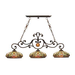 Boehme - Three Light Hanging Lantern