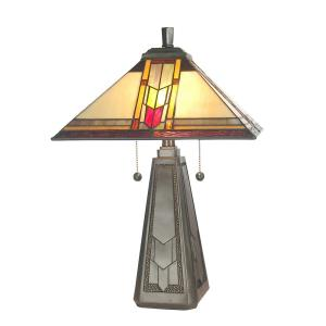 Mallinson - Two Light Table Lamp