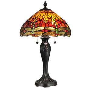 Reves Dragonfly - Two Light Table Lamp