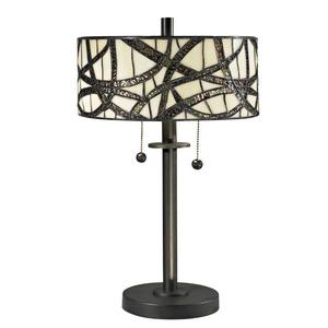 Willow Cottage - Two Light Table Lamp