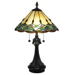 Adair - Two Light Table Lamp
