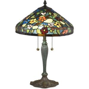 Southern Garden - Two Light Table Lamp