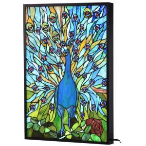 "Peacock - 27"" 16W 1 LED Wall Mount"