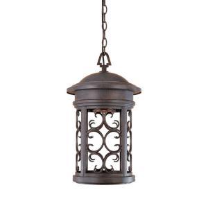 Ellington - One Light Outdoor Hanging Lantern