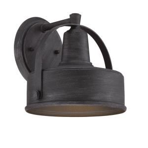 "Portland-DS - 8.25"" One Light Outdoor Wall Lantern"