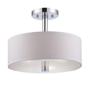 Cordova - Three Light Semi-Flush Mount