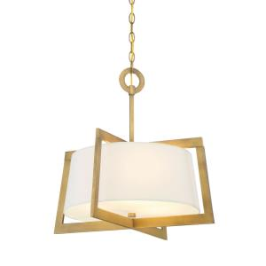 Hyde Park - Two Light Inverted Pendant